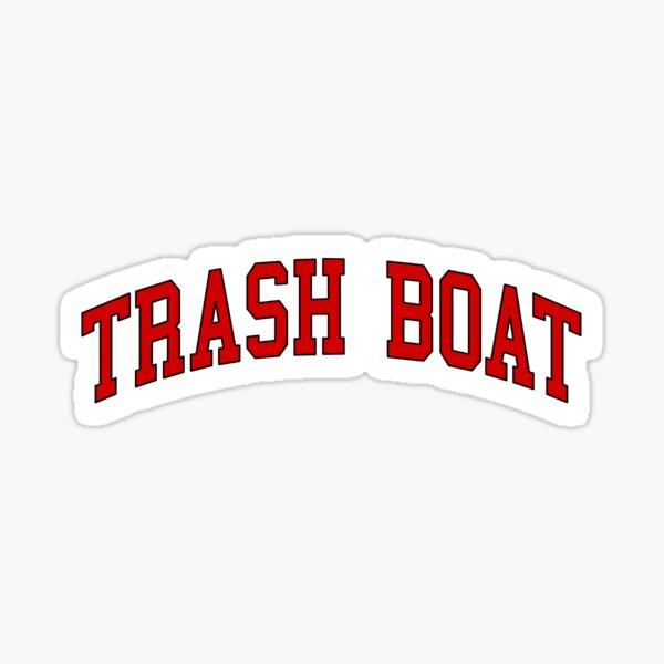 Trash Boat Varsity Sticker