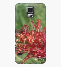 Red Blooms Los Angeles Case/Skin for Samsung Galaxy