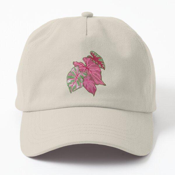 Caladium Dad Hat