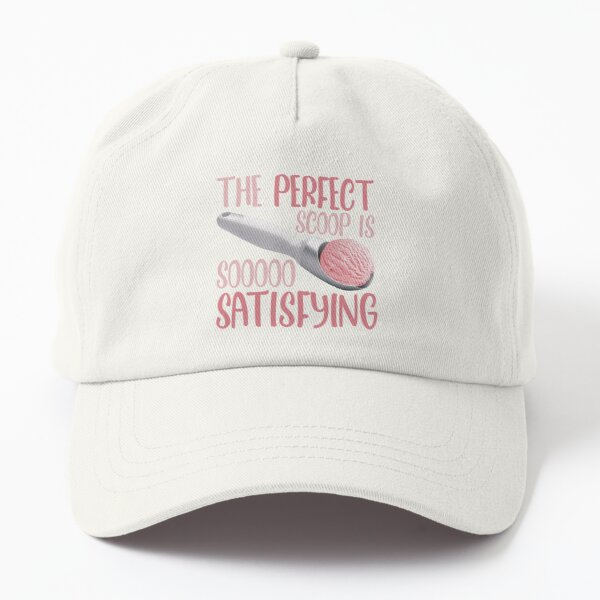 Perfect Scoop! Strawberry! Dad Hat