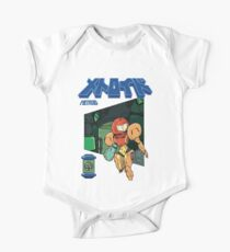 Samus Aran to the rescue - Metroid Kids Clothes