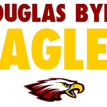 Douglas Byrd Eagles by 910PrepApparel