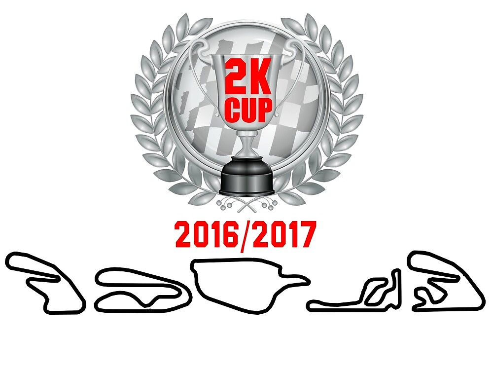 2KCUP 2016/2017 Tracks by 2KCUP