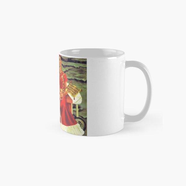 Frida Kahlo Tree of Hope 1946 Classic Mug