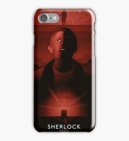 Sherlock Series 2 iPhone Case/Skin