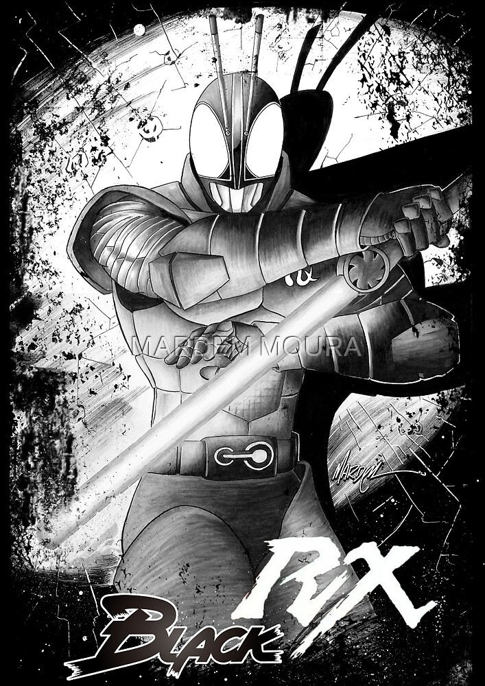 Black RX by dinshoran