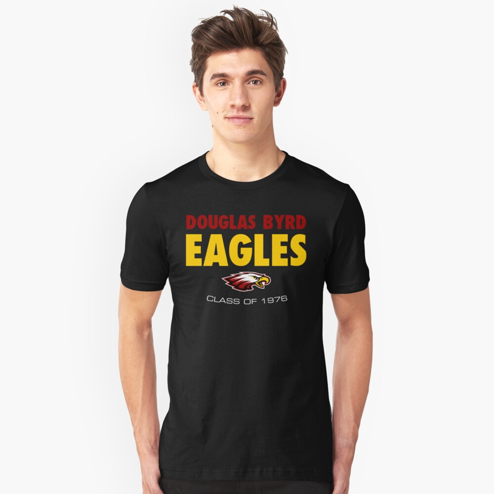 Douglas Byrd Eagles 1976 Unisex T-Shirt Front