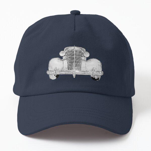 Vintage 1938 Chevrolet Master two-door sedan Dad Hat