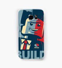 BUILD | The Lego Movie Samsung Galaxy Case/Skin