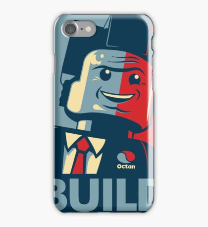 BUILD | The Lego Movie iPhone Case/Skin