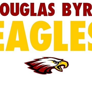 Douglas Byrd Eagles 1981 by 910PrepApparel