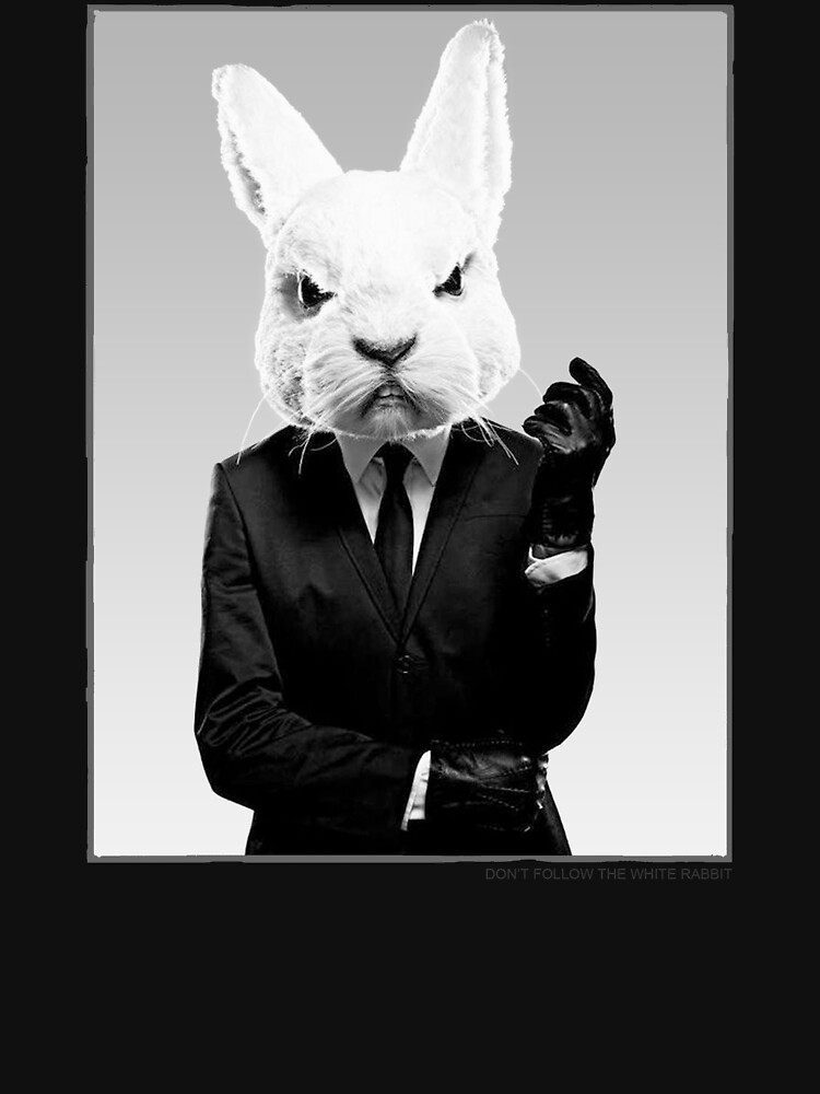 The White Rabbit by marcusdacarcass