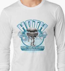 Hoth Ice Service - No Drama with the Wampa T-Shirt