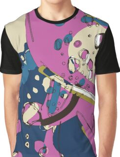 Spacey garden abstract Graphic T-Shirt