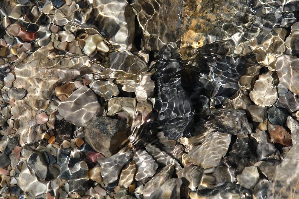Ripples and Pebbles by ArtByRosalind