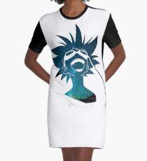 Radical Ed  Graphic T-Shirt Dress