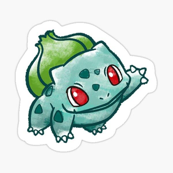 Bulbizarre - Pokemon Go Sticker Sticker