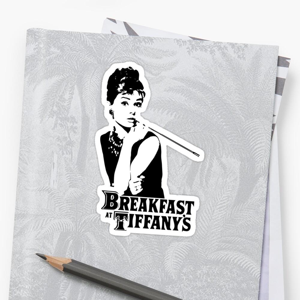 Audrey Hepburn - Breakfast at Tiffanys by ElysianArt