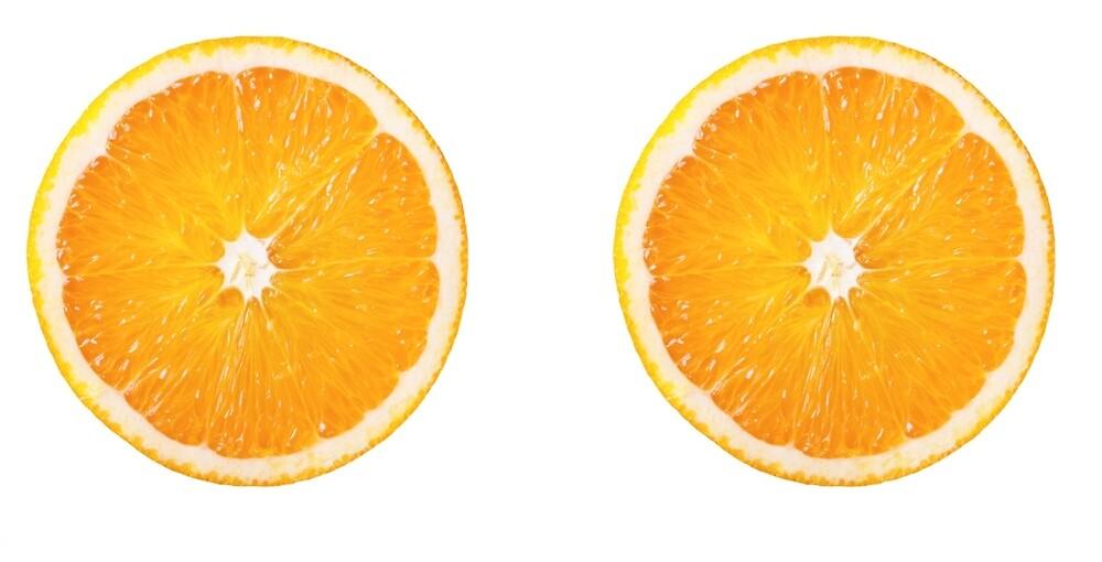 Oranges by Sbrodkin