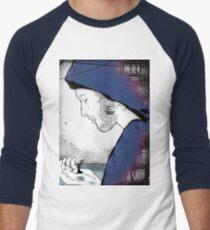 Masamune Men's Baseball ¾ T-Shirt