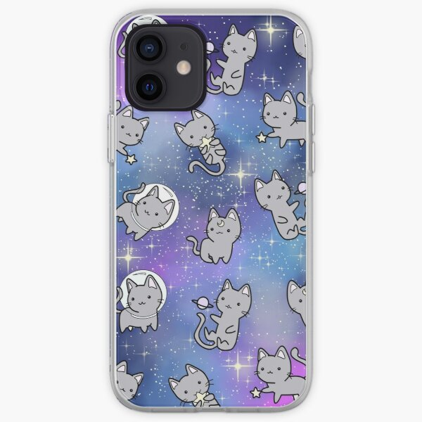 Space Kittens iPhone Soft Case
