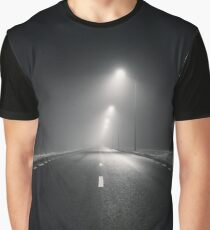 A Long Dark Road Graphic T-Shirt