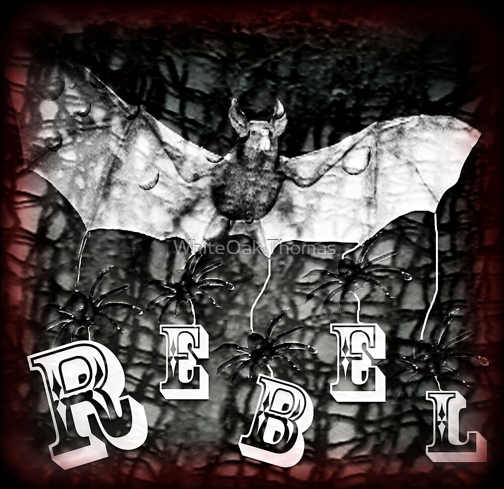 Halloween Rebel by WhiteOak Thomas
