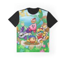 Kirby's Return to Dream Land Graphic T-Shirt