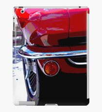 Classic Muscle Car iPad Case/Skin