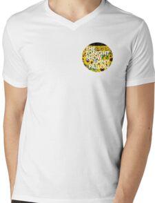sunflower jimmy fallon Mens V-Neck T-Shirt
