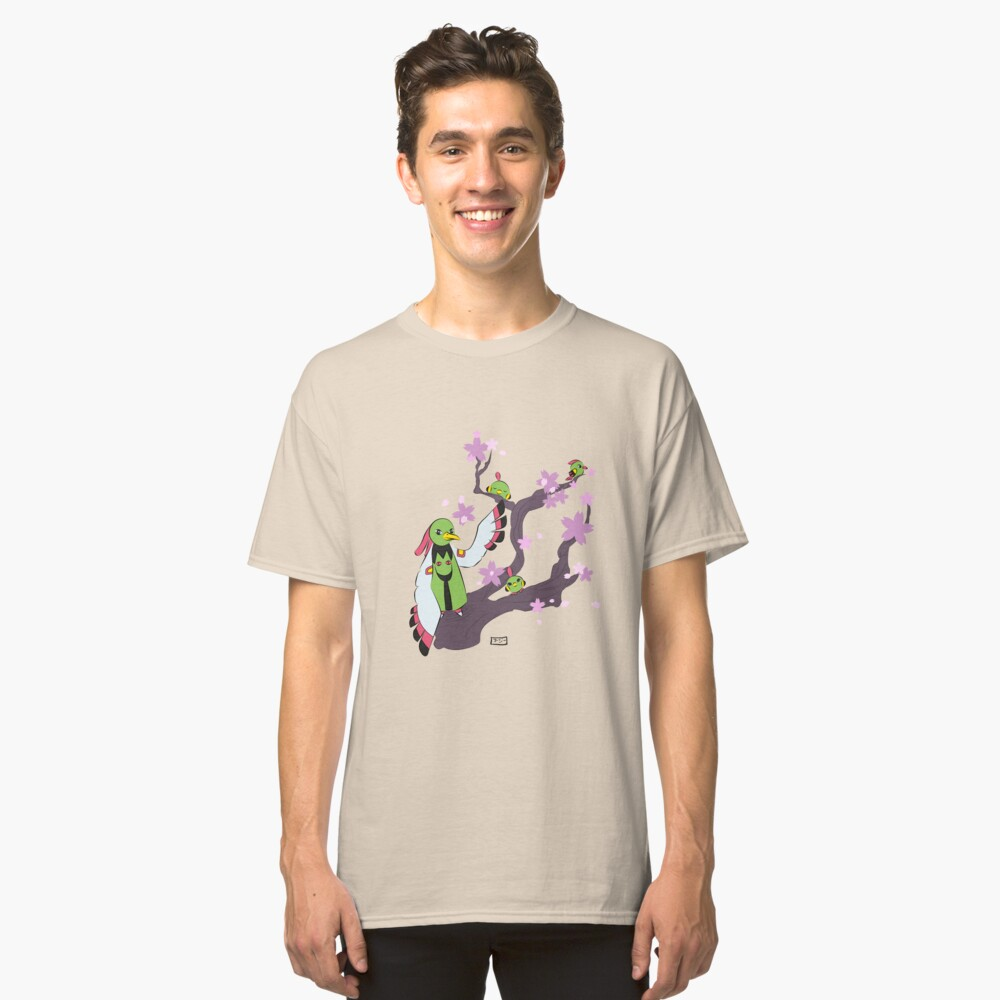 Xatu tree Classic T-Shirt Front
