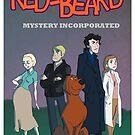 Red Beard Mystery Inc by Kaitrin Snodgrass