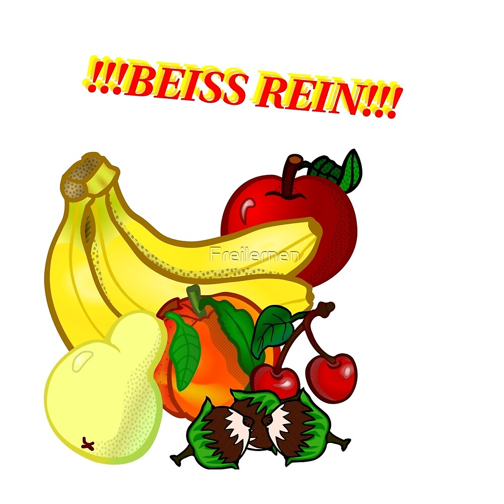 !!! BEISS REIN !!! by Freilernen