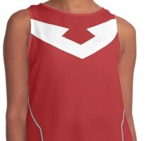 Red Paladin Contrast Tank