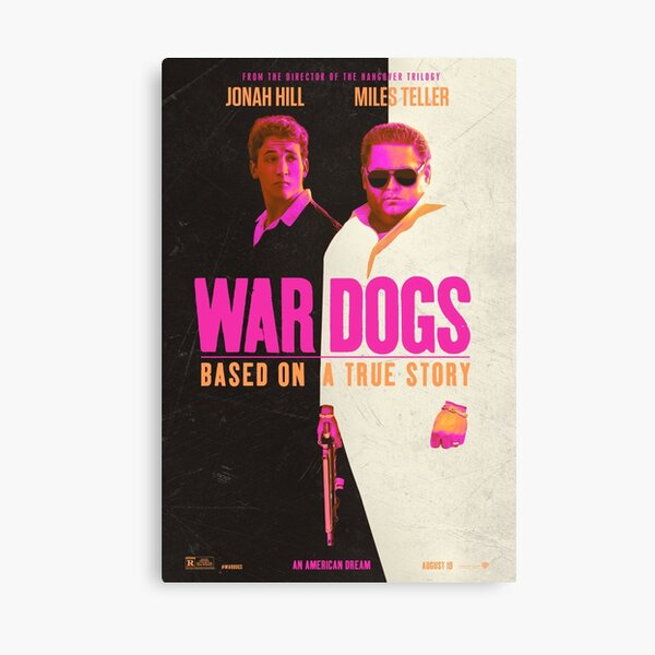 War Dogs Canvas Print