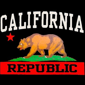 california republic by GeneGene