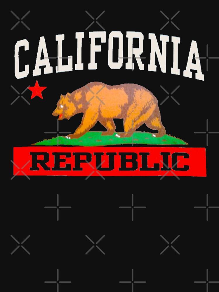 california republic by GeneGene
