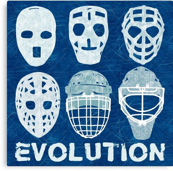 6ac14d41b Hockey Goalie Mask Evolution