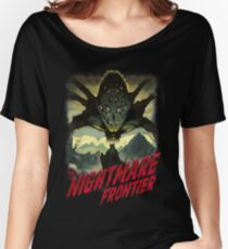 THE NIGHTMARE FRONTIER Women's Relaxed Fit T-Shirt