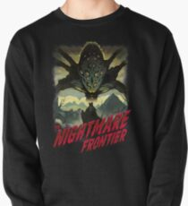 THE NIGHTMARE FRONTIER Pullover