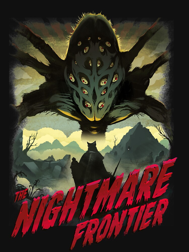 THE NIGHTMARE FRONTIER | Unisex T-Shirt