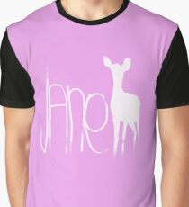 Jane Doe Graphic T-Shirt
