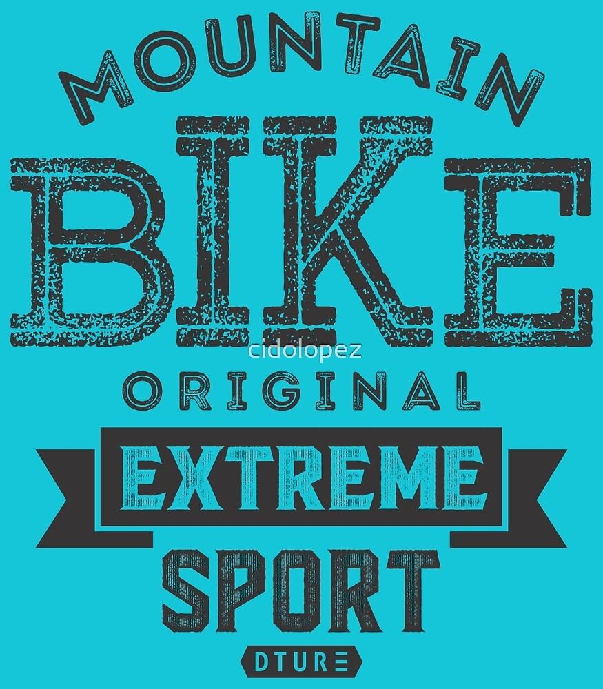 Mountain Bike Original Extreme by cidolopez