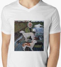 Goodfellas Painting Men's V-Neck T-Shirt
