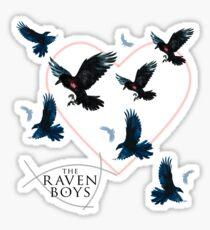 Raven Boys Sticker