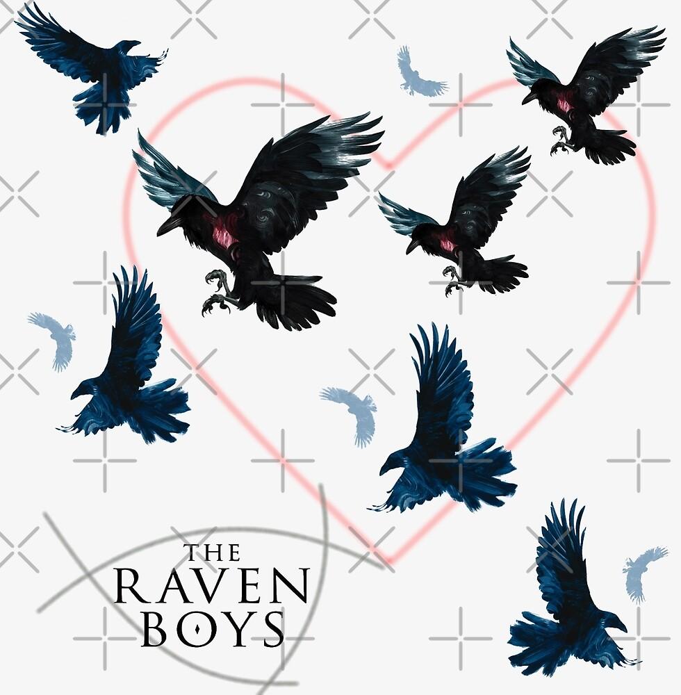 Raven Boys by mdoering16