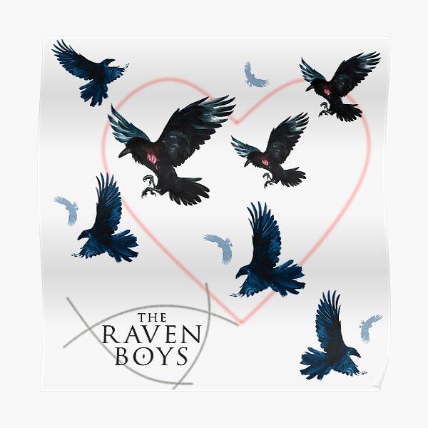 Raven Boys Poster