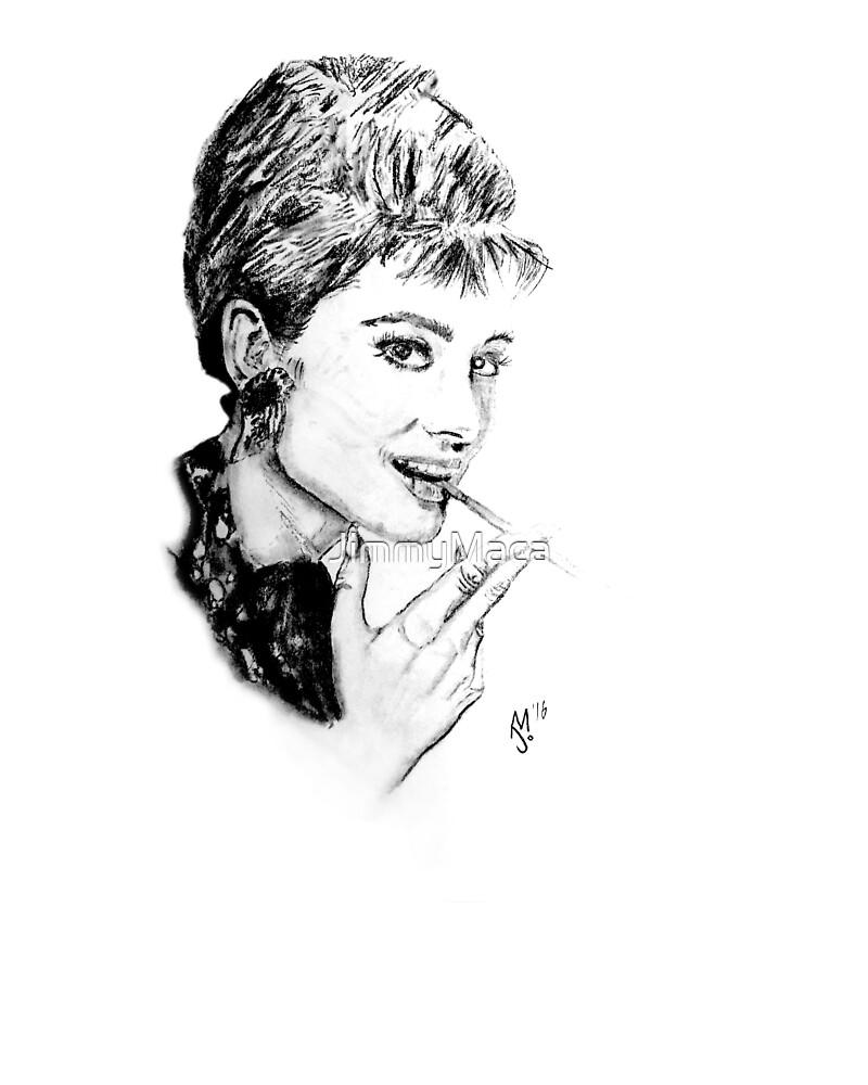 Audrey by JimmyMaca