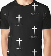 Monster Cross Graphic T-Shirt