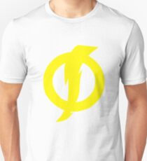 Static Shock Symbol Unisex T-Shirt